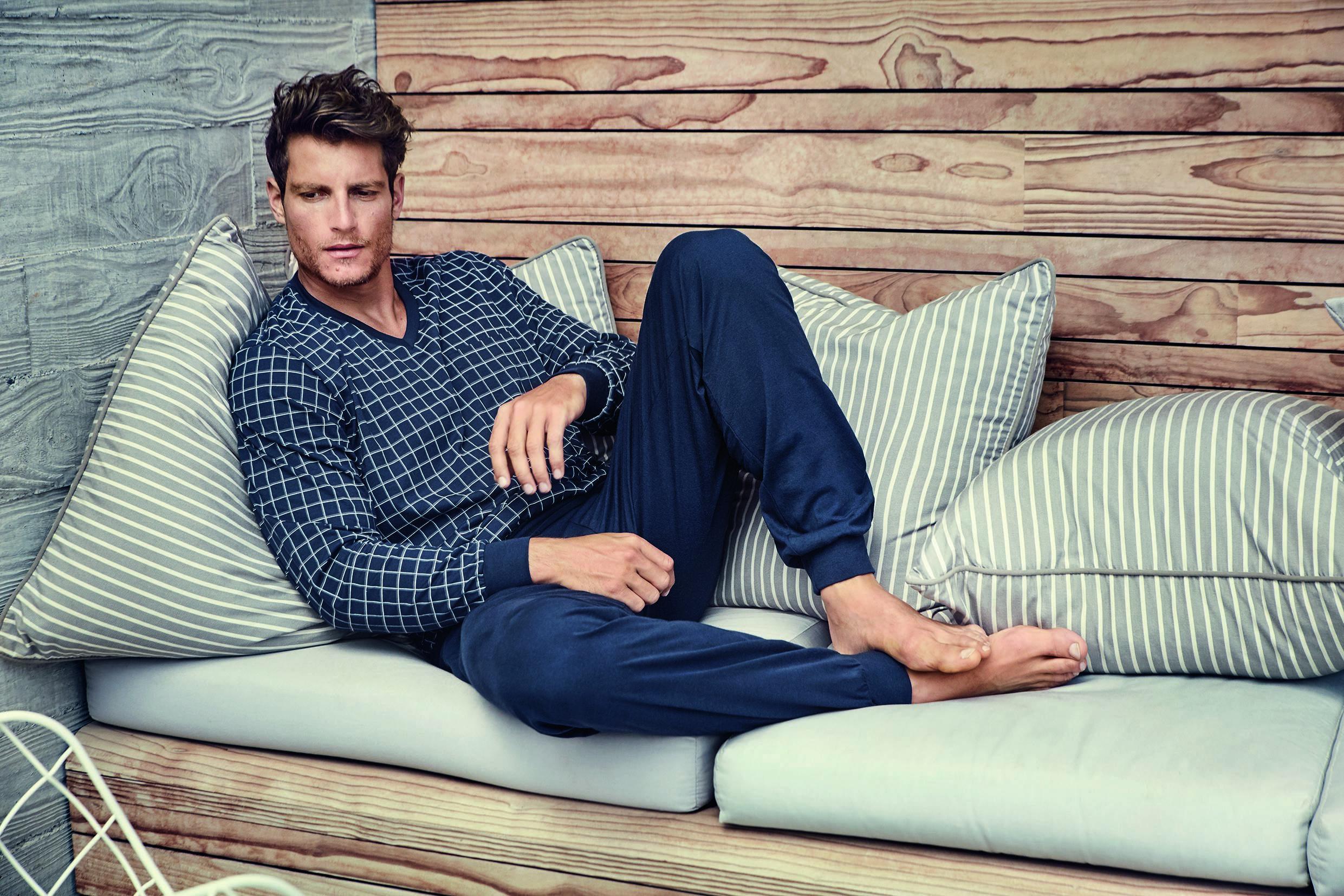 Schlafanzüge und Pyjamas für Herren